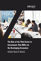 The Role Of The Third Sector In Government: How Ngos Run The Developing Economies
